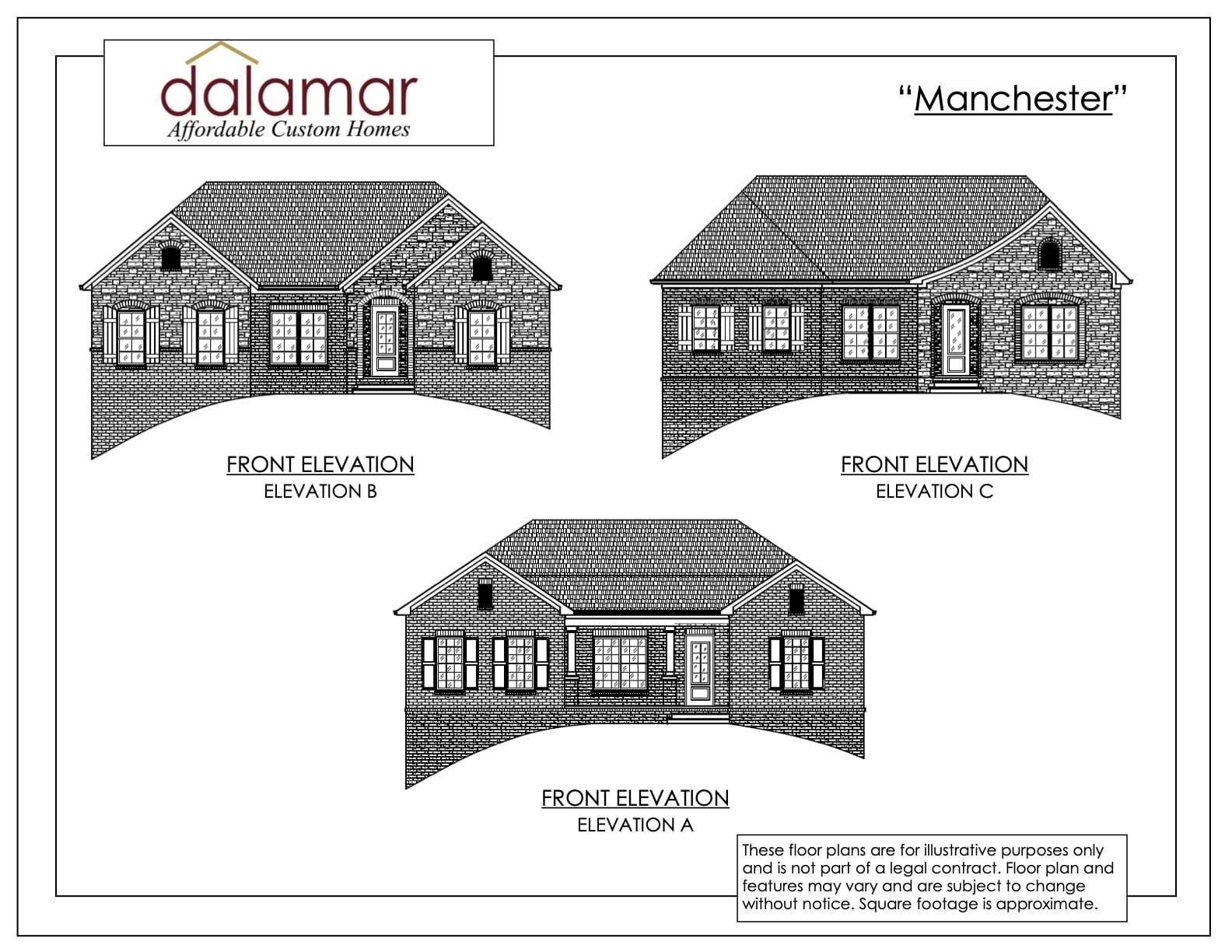 Ranch Style Homes Nashville by Dalamar Ranch Builder
