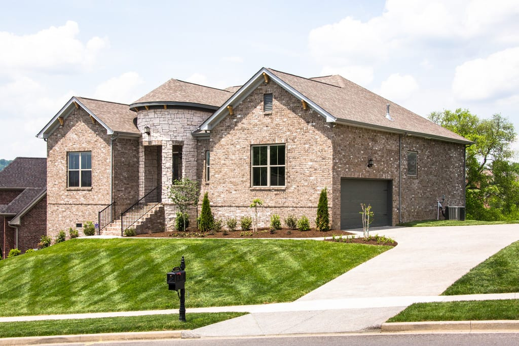 New Home for Sale in Copper Creek, a New Home Community that defines tasteful elegance and beautiful design.