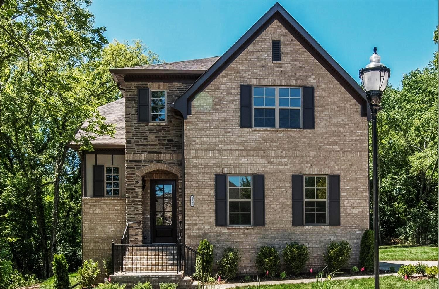 beautiful new custom home from nashville custom home builders for new home communities