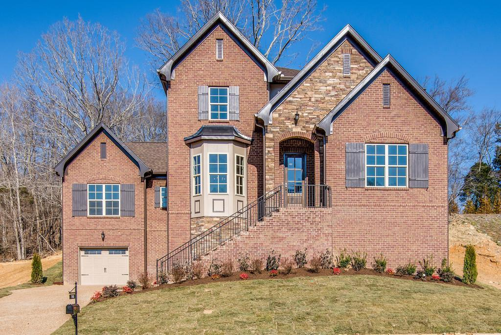 affordable new home in Nashville from custom home builders