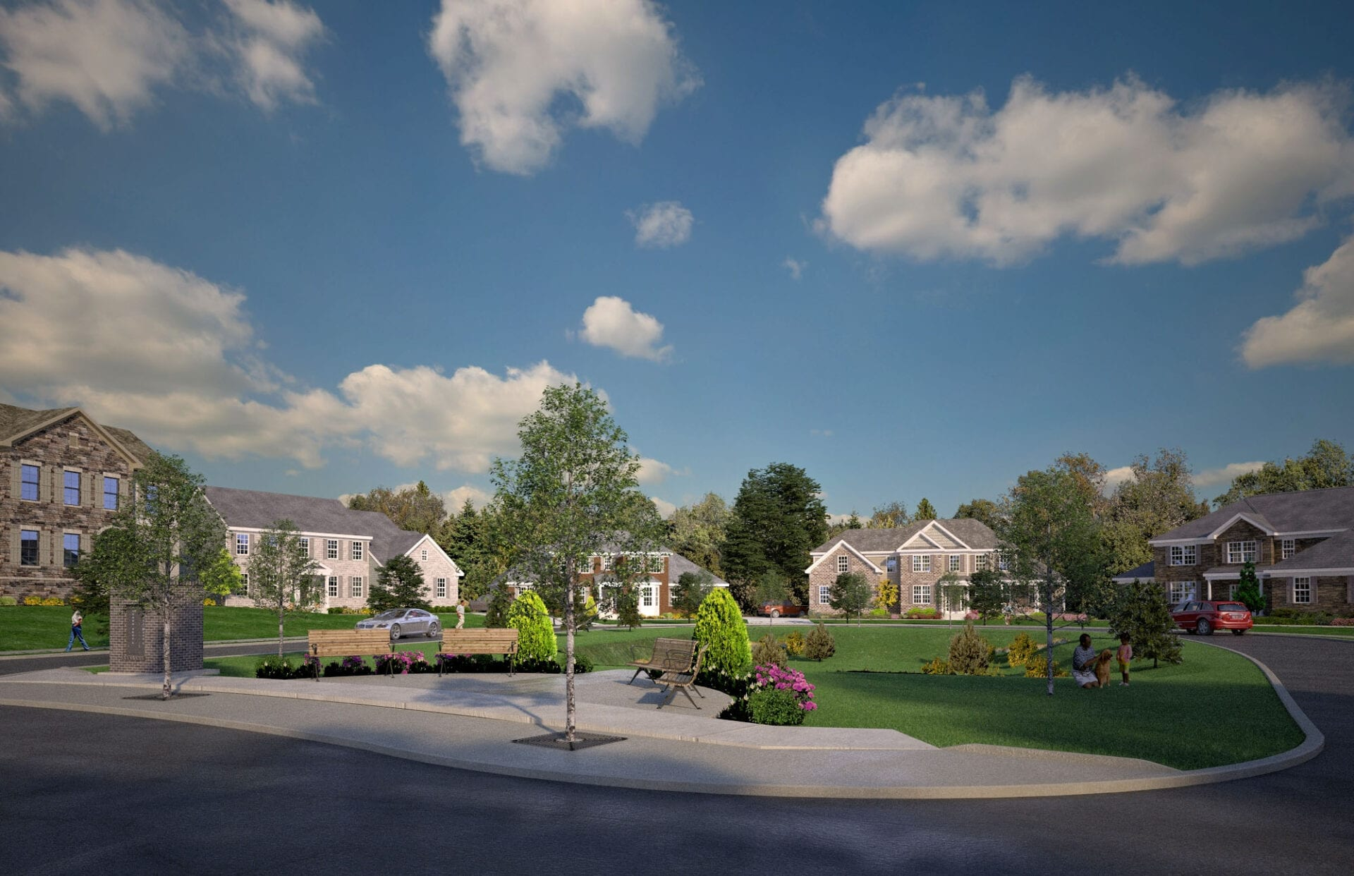 Dalamar Homes presents one of their newest and most luxurious new home communities
