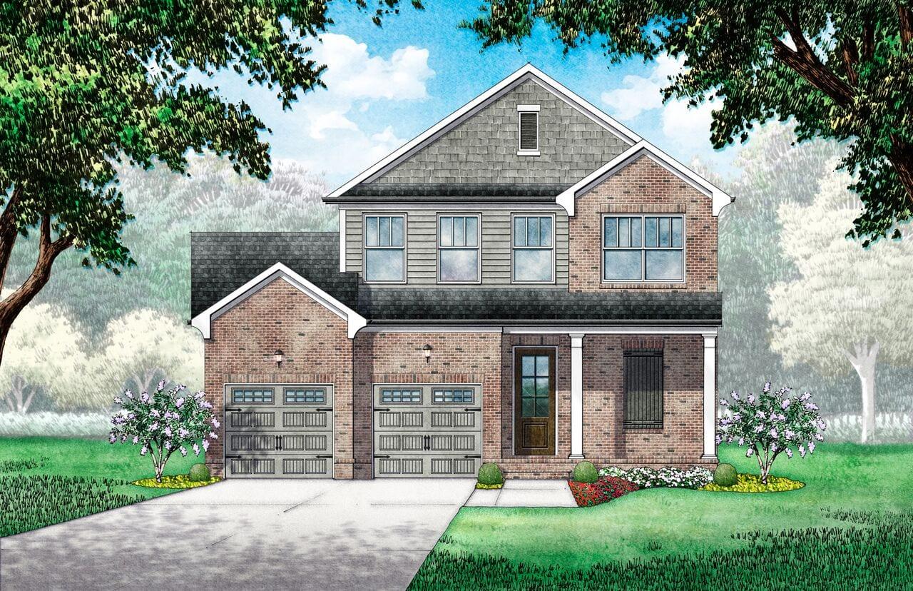 Draft of Affordable New Homes | Move-In Ready Custom Homes - Dalamar Homes