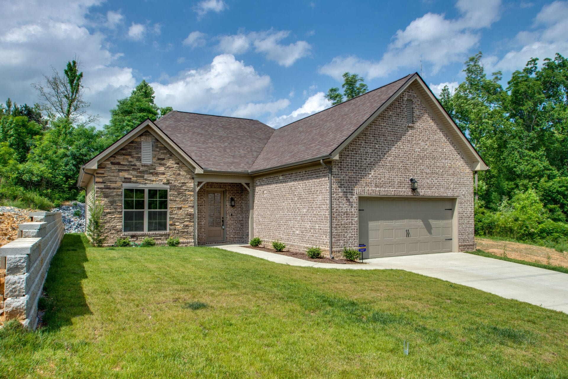 Ranch Style Homes Nashville by Dalamar Ranch Builder